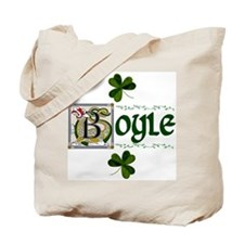Boyle Celtic Dragon Tote Bag
