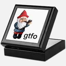 Gnome GTFO Keepsake Box