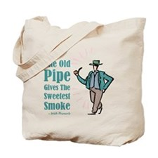 The Old Pipe Tote Bag