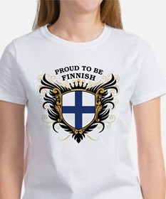 Proud to be Finnish Tee