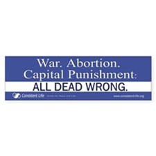 Dead Wrong Bumper Bumper Sticker