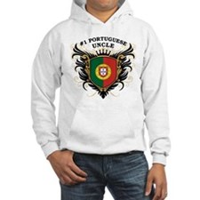 Number One Portuguese Uncle Hoodie