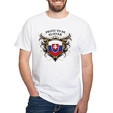 Proud to be Slovak Shirt