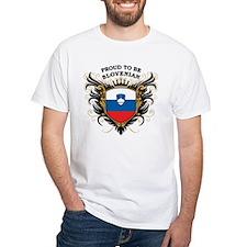 Proud to be Slovenian Shirt