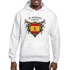Number One Spanish Uncle Hoodie