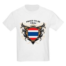 Proud to be Thai T-Shirt