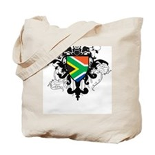 Stylish South Africa Tote Bag