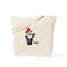 Lol Gnome Tote Bag