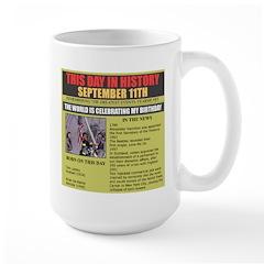 september 11th-birthday Mug