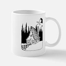 'Gingerbread House' Mug
