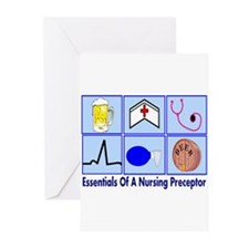 More Student Nurse Greeting Cards (Pk of 10)