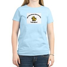 Funny Horse hooded T-Shirt