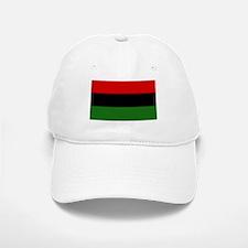 Afro American Baseball Baseball Cap