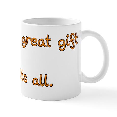 Give a Hug Mug