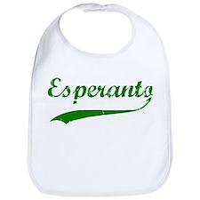 Esperanto Swash Bib