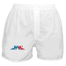 Angels and devils Boxer Shorts