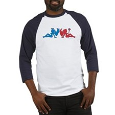 Angels and devils Baseball Jersey