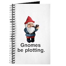 Gnomes be plotting Journal