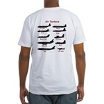 Air Tankers Fitted T-Shirt