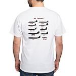 Air Tankers White T-Shirt