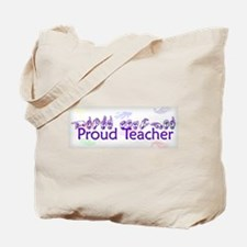 Mickey/Proud Teacher Tote Bag