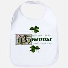 Brennan Celtic Dragon Bib