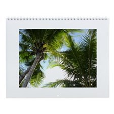 Costa Rica Wall Calendar