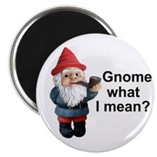Gnome what I mean? Magnet