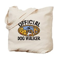 Official Dog Walker Tote Bag