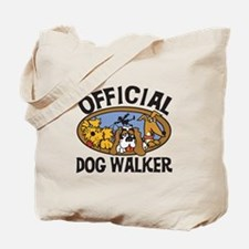 Official Dog Walker Tote Bag