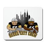 Steel City Crew Mousepad