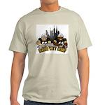 Steel City Crew Ash Grey T-Shirt