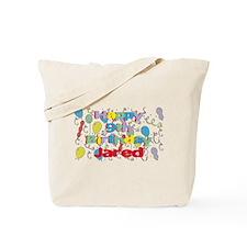 Jared's 9th Birthday Tote Bag