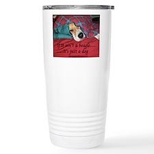 BTTR Beagle Rescue Travel Coffee Mug