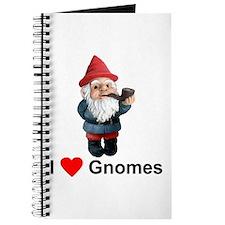 I Love Gnomes Journal