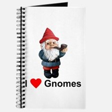 I Love Gnomes Journal