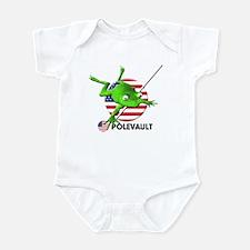 polevault Infant Bodysuit