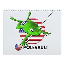 polevault Wall Calendar