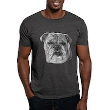 Allie, English Bulldog T-Shirt