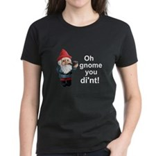 Oh gnome you di'nt! Tee