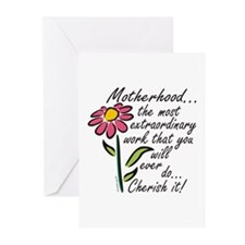 Motherhood Greeting Cards (Pk of 10)