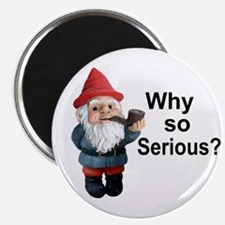 Why so Serious? Magnet