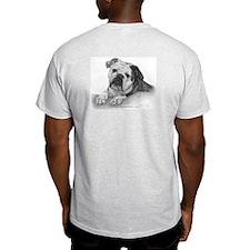 Nikki, English Bulldog T-Shirt