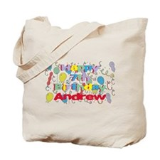 Andrew's 7th Birthday Tote Bag