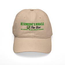 Check The Box 5 Baseball Cap