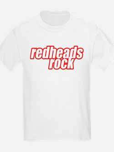 Redheads Rock T-Shirt