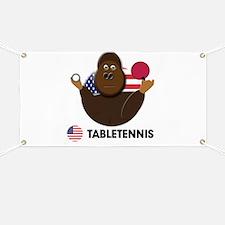 table tennis Banner