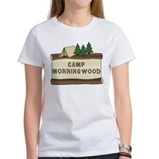 Camp Morningwood Tee