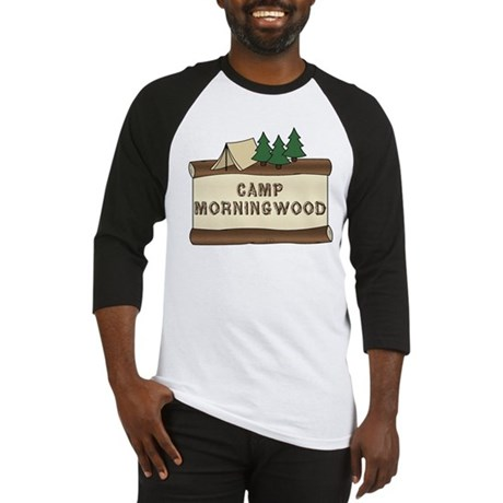 Camp Morningwood Baseball Jersey