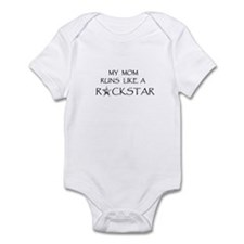 Rockstar Mom Infant Bodysuit